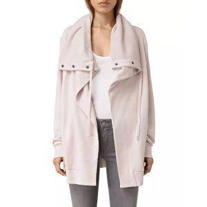 ❤️AllSaints $150 Brooke knit jacket size small